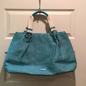 Eliane Turner overnight beach bag